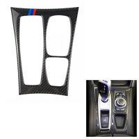 Hot Carbon Fiber Gear Shift Box Panel Cover Trim For BMW X5 E70 X6 E71 10-13