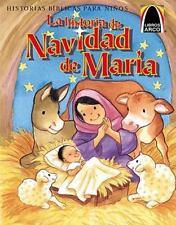 La Historia de Navidad de Maria (Paperback or Softback)