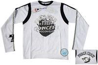 Herren Langarmshirt Stickerei T-Shirt langer Arm Longsleeve C2183-42 in M-XXL