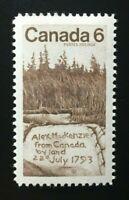 Canada #516 MNH, Sir Alexander MacKenzie Stamp 1970