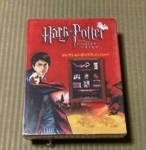 Goblet of Fire Figure Collection Box Harry Potter Dumbledore Diorama Miniature