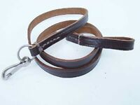 Leather E. German Pistol Lanyard - Vintage New Old Surplus/Stock Fast Shipping