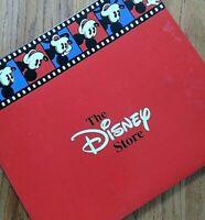 "The Disney Store Clothing Gift Box NEW Unassembled 18X12X3.75"" Mickey Film Strip"