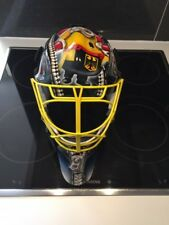 Rey pro Goalie Mask with Own Airbrush Design