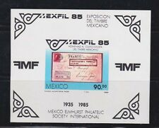 1985 90p Sc 1385 s/s Exfil Mnh c1393