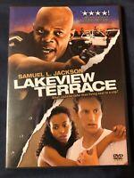 Lakeview Terrace DVD 2009 Samuel L Jackson Labute Kerry Washington