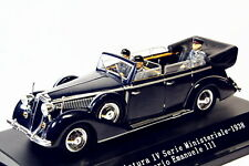 1:43 Starline Lancia Astura Iv Serie King Vittorio Emanuele III