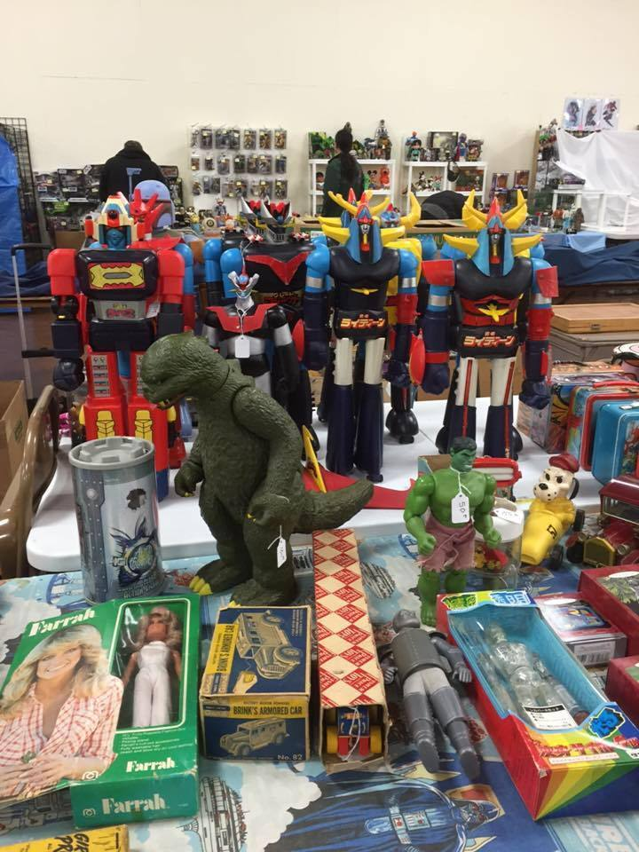 Chaos Collectible Toys