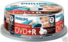Philips Dvd-r Rohlinge 4.7gb 16x Speed Spindel