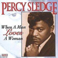 Sledge, Percy : When a Man Loves a Woman CD