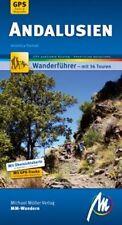 Wanderführer Reiseführer ANDALUSIEN 36 Wanderungen Michael Müller Verlag