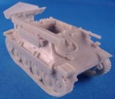 Milicast BG050 1/76 Resin WWII German Bergehetzer (Late Production) wEarth Spade