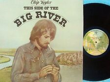 Chip Taylor ORIG US LP This side of the big river EX '75 Warner Country rock