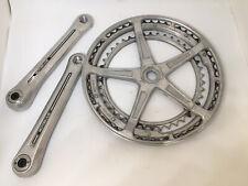 Shimano Motobecane three piece Crank + Incomplete BB