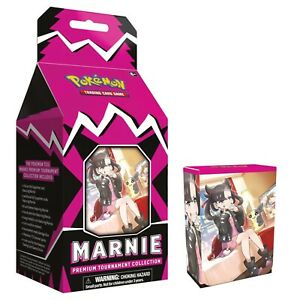 Pokemon Marnie Premium Tournament Collection Pre-Order SHIPS by 08/06/21 Sealed