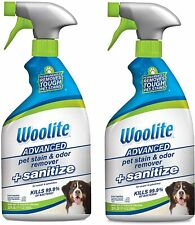 Pet Stain & Odor Remover Urine Stains Cleaner Carpet Pet Stain Remover Set of 2