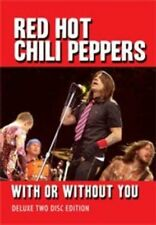Red Hot Chili Peppers With or Without You DVD Standard Region 1 Fre