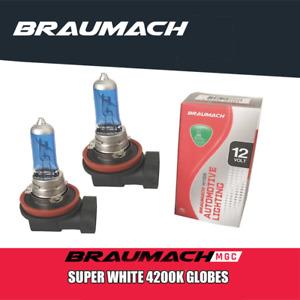 Headlight Bulbs Globes For Nissan DualisDualis + 2 J10 JJ10 SUV 1.6 dCi 2011-201