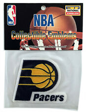 INDIANA PACERS OFFICIAL NBA BASKETBALL TEAM PATCH MINT IN PACKAGE