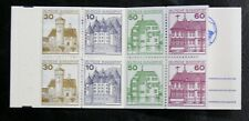 TIMBRES D'ALLEMAGNE : RFA 1979 CARNET YVERT N° C878b** NEUF - TBE