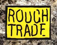 ROUGH TRADE RECORDS Ltd Ed RARE Sticker! THE SMITHS LIBERTINES STROKES WARPAINT