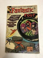 Fantastic Four (1965) # 38 (Good) | 2nd Frightful Four | 1st Trapster Stan Lee