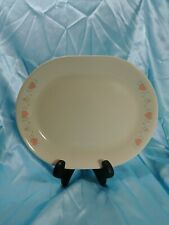 "Corelle ""Forever Yours""  Serving Platter 12"" x 10"""