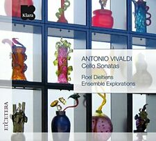 DIELTIENSENSEMBLE E - CELLO SONATAS [CD]