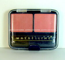 VINTAGE New Maybelline BRUSH BLUSH II GENTLE ROSE SWEETHEART ROSE Duo RARE