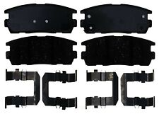 Disc Brake Pad Set-Ceramic Disc Brake Pad Rear ACDelco Pro Brakes 17D1275CH