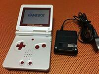 Nintendo Gameboy Advance Sp: Famicom Edition Limited Edition