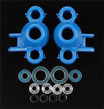 RPM 80585 Axle Carriers & Oversized Bearings Blue (2) Traxxas Revo