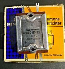 Vintage Siemens Bridge Selenium Rectifier