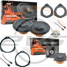 Kit 4 Casse per FIAT Grande Punto Anteriori+Posteriori HERTZ DCX 165.3+DCX 100.3