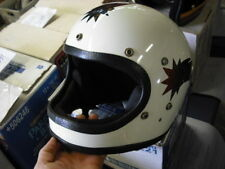 1970's Shoei helmet Shooting Stars NOS Large Harley Honda Kawasaki EPS14409