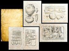 1573 Aldus Weights & Measures First Ed en Folio de MENSURIS et Institute Paetus