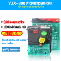 CPU Direct investment Coin Selector Coin Acceptor For Vending Arcade game