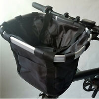 Storage Front Carrying Bag Basket Package For Xiaomi MIJIA E-Bike Scooter  !