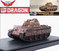 WWII Dragon 60594 1/72 German Flakpanzer 341 mit 2cm   Nuremberg Tank Model Toys