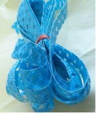 "Millinery DOLL hat Paper Straw BRAID10 Yards yds sz 6//16/"" 8mm  DARK  BROWN"