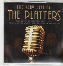 (FL152) The Platters, The Great Pretender - DJ CD