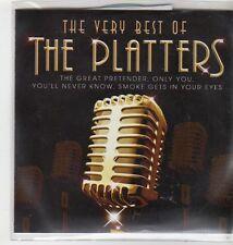 (FL152) The Platters, The Great Pretender - DJ CD