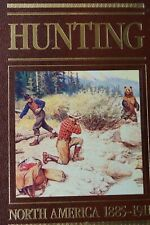 US Hunting North America 1885 To 1911 Reference Book