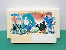 NES - God Slayer - Can save. SNK. popular action RPG. Famicom, Japan Game. 10724