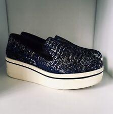 STELLA MCCARTNEY Platform Shoe Trainers Size 37 UK 4