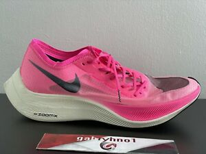 """Nike ZoomX Vaporfly Next% """"Pink Blast"""" AO4568-600 Men's Size 13 Running Shoes"""