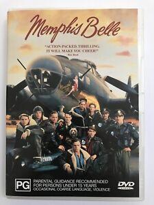 Memphis Belle (1990, Region 4 DVD, Matthew Modine, Eric Stoltz)