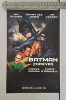 Batman Forever Movie RARE Print Advertisement