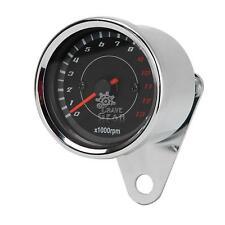 Motorcycle LED Backlight Tachometer Gauge For Honda VTX 1800 TYPE C R S N RETRO