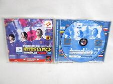 WINNING ELEVEN 3 France 98 JIKKYO PES PS1 Playstation Japan Video Game p1
